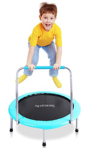 serenelife kids trampoline